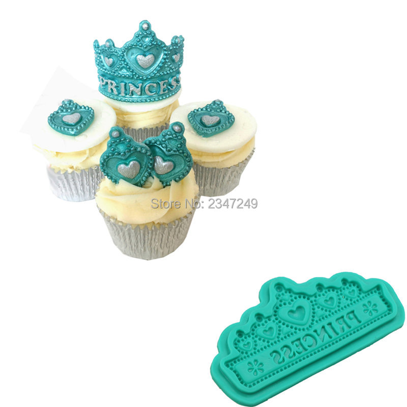 Peachy Happy Birthday Cake Mould Silicone Soap Sugar Craft Mold Crown Personalised Birthday Cards Sponlily Jamesorg