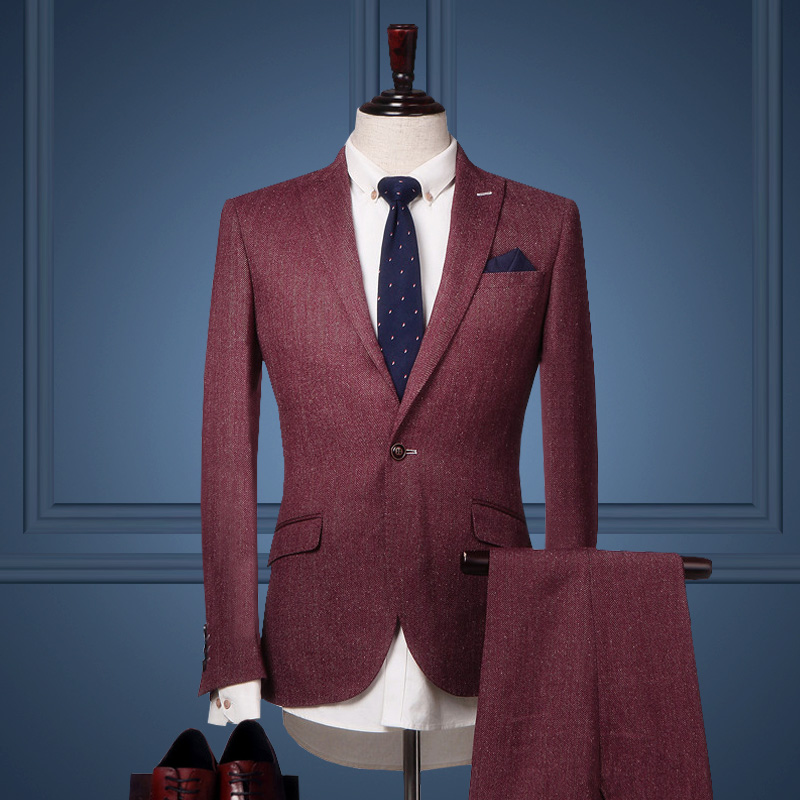 Compare Prices on Young Mens Suits- Online Shopping/Buy Low Price ...