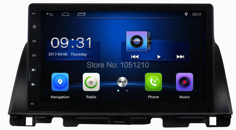 Ouchuangbo Quad Core car radio gps multiemdia for Kia K5 2016 with BT AUX Russia spanish China facotory price