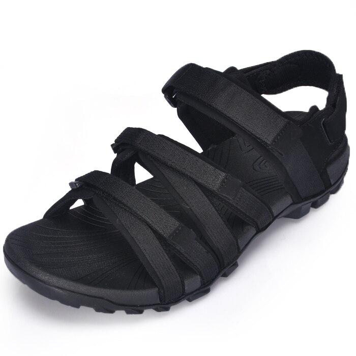 Charming 2017 Men Gladiator Male Shoes Buckle Platform Wedges Summer Sandals Flip Flops Shoes Schoenen Vrouw Slippers Gladiator