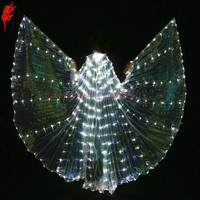 NEW Arrival Girls Wings Angle Of Opening Dancer Props Wings Belly Dance Props Women Belly Dance
