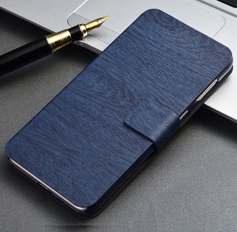 Oukitel C3 Case, 2017 New Fashion Luxury wood pattern Flip Pu Leather Silicon Phone Cases for Oukitel C3 case cover In Stock ...