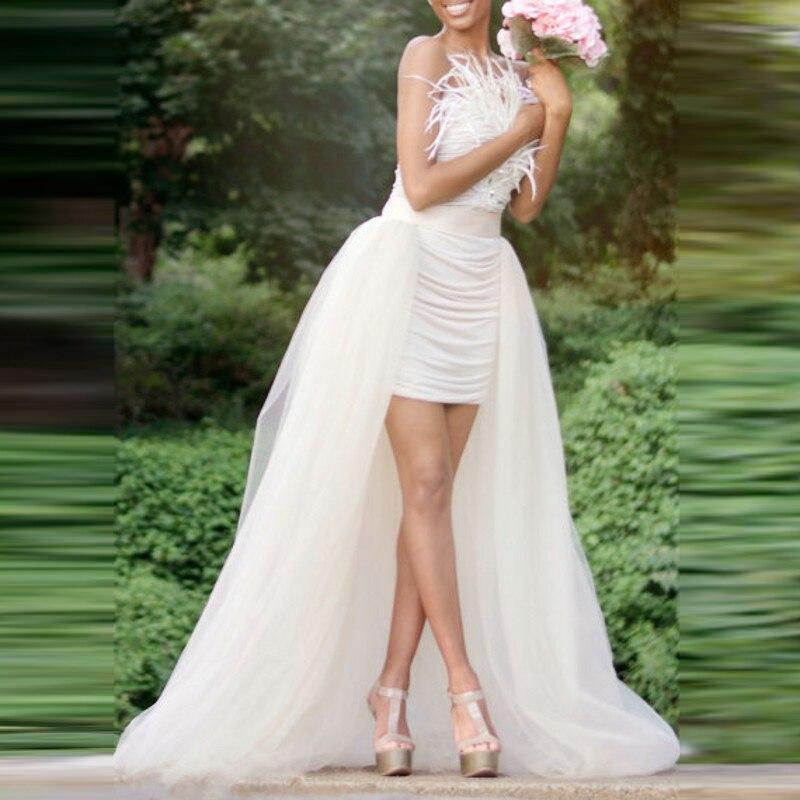 Светло-бежевый белый верхняя юбка из тюли ленточка на талию линии этаж Длина длиной макси юбка без подкладки вечернее платье из носить