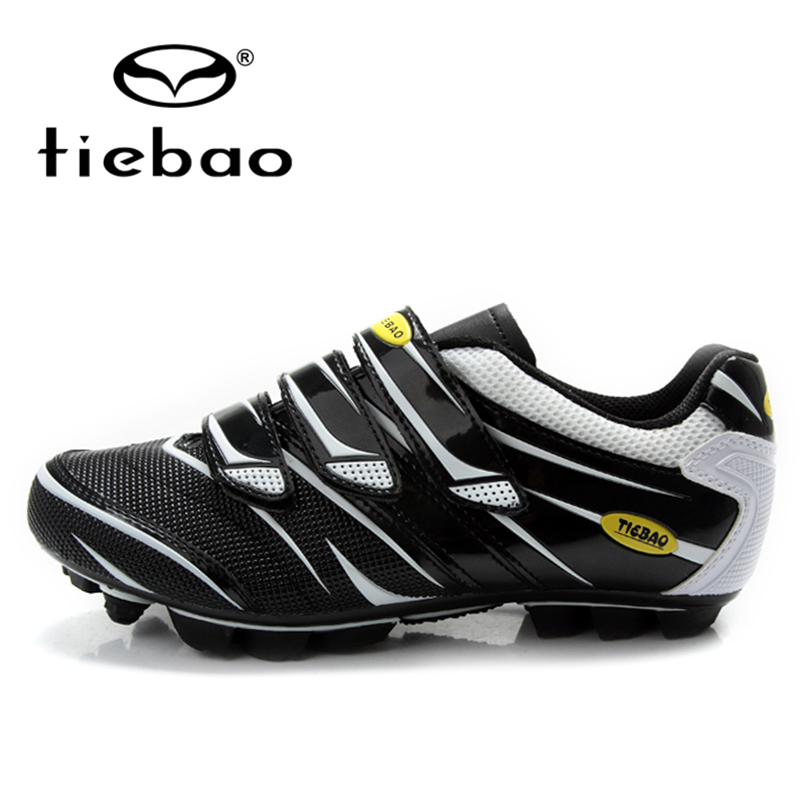 TIEBAO Professional MTB Mountain Bike Shoes Breathable Bicycle Sport Shoes Self-locking Cycling Shoes Sneakers for Men Women tiebao bicicleta mountain bike cycling shoes men sneakers bike riding sapatilha ciclismo mtb bicycle sneakers superstar shoes