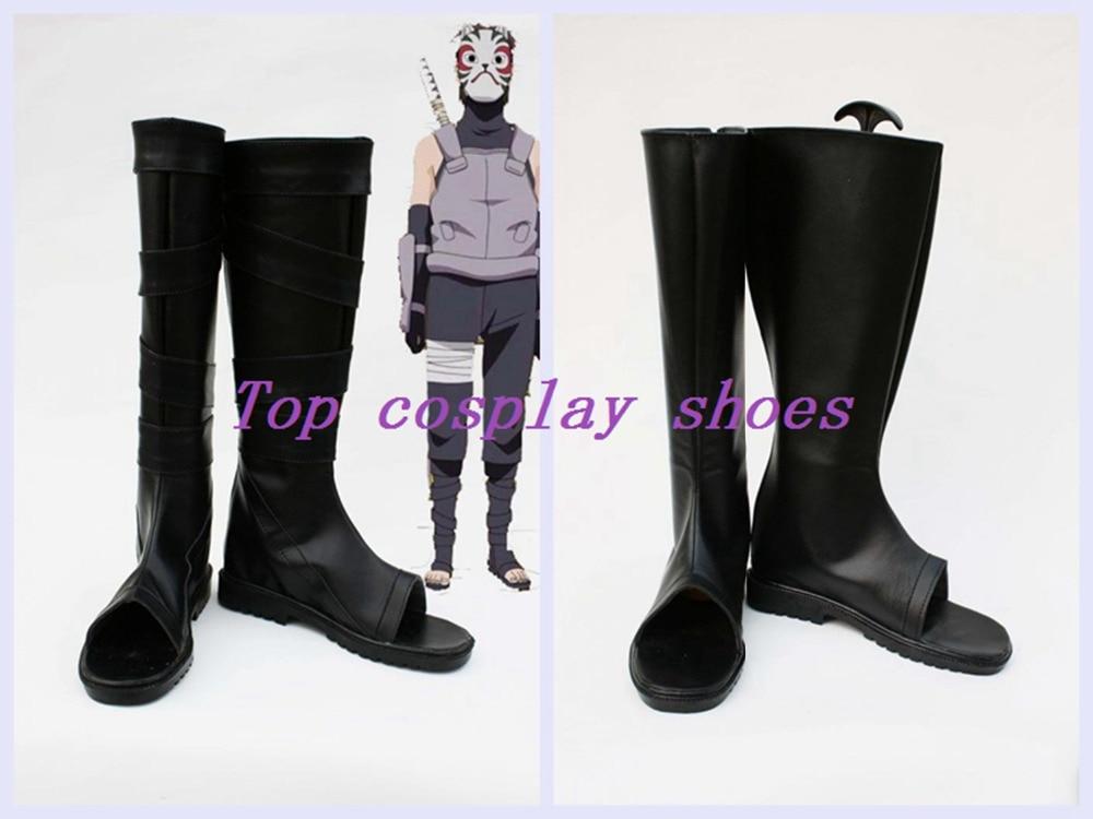 Anbu Black Ops Shoes