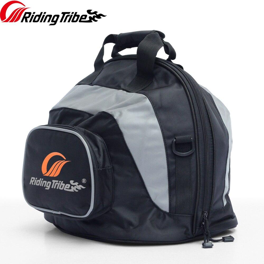 цена на Riding Tribe Motorcycle Helmet Bag Motocross Equipment Moto Tail Bag Large Capacity Travel Luggage Handbag Waterproof G-XZ-009