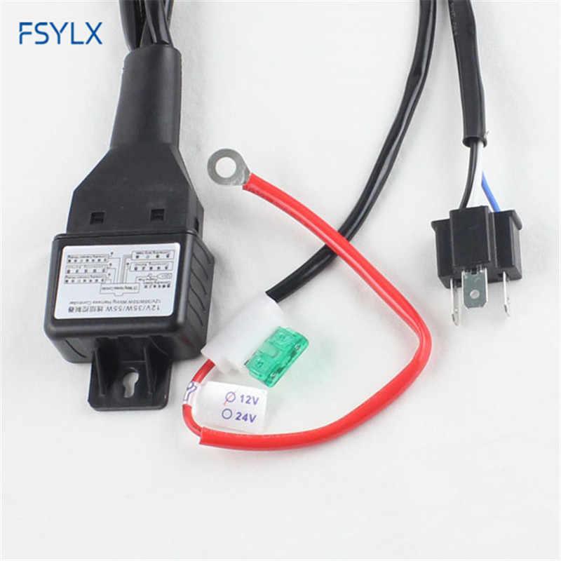 hi lo hid 9007 wiring harness fsylx car h13 9004 9007 h4 hi lo beam relay wiring harness xenon  fsylx car h13 9004 9007 h4 hi lo beam