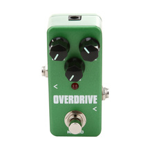 High Quality Mini Overdrive Pedal Portable Guitar Effect Pedal W3W7 FOD3 Guitar Parts & Accessories Promotion