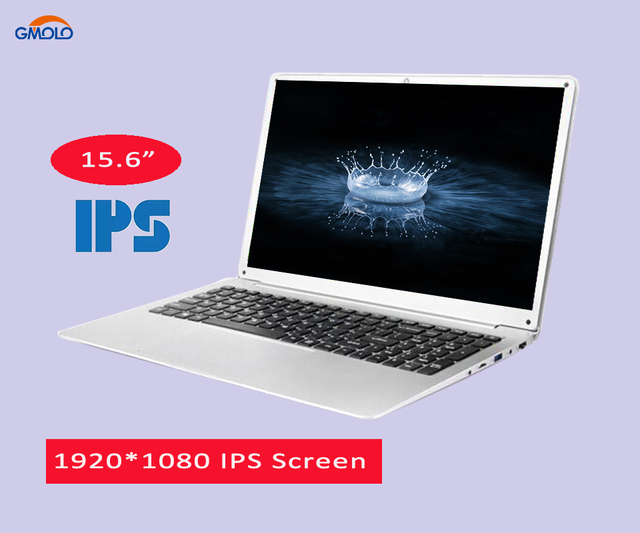 15.6″ Celeron N4100 quad core DDR4 8GB RAM a laptop optional 240GB SSD/1TB 1920*1080 IPS HD screen gaming notebook