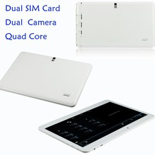 Free Shipping 10 inch Tablet PC MTK6582 Quad Core 2 SIM Card 3G Phone Tablet 2GB/16GB Bluetooth GPS 3G Tablet 10″