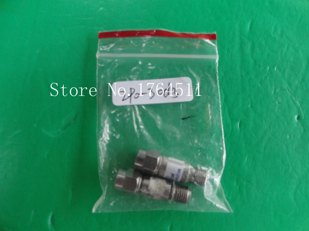 [BELLA] MIDWEST 290-30dB DC-18GHz 30dB 2W SMA Coaxial Fixed Attenuator  --2PCS/LOT