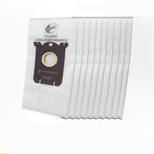 Image 2 - 2 PCS  hepa h13 filter H12 wiener filter, Hepa filters for philips FC9150 FC9199 FC9071 Electrolux Parts +10pcs Dust Bags FC8202