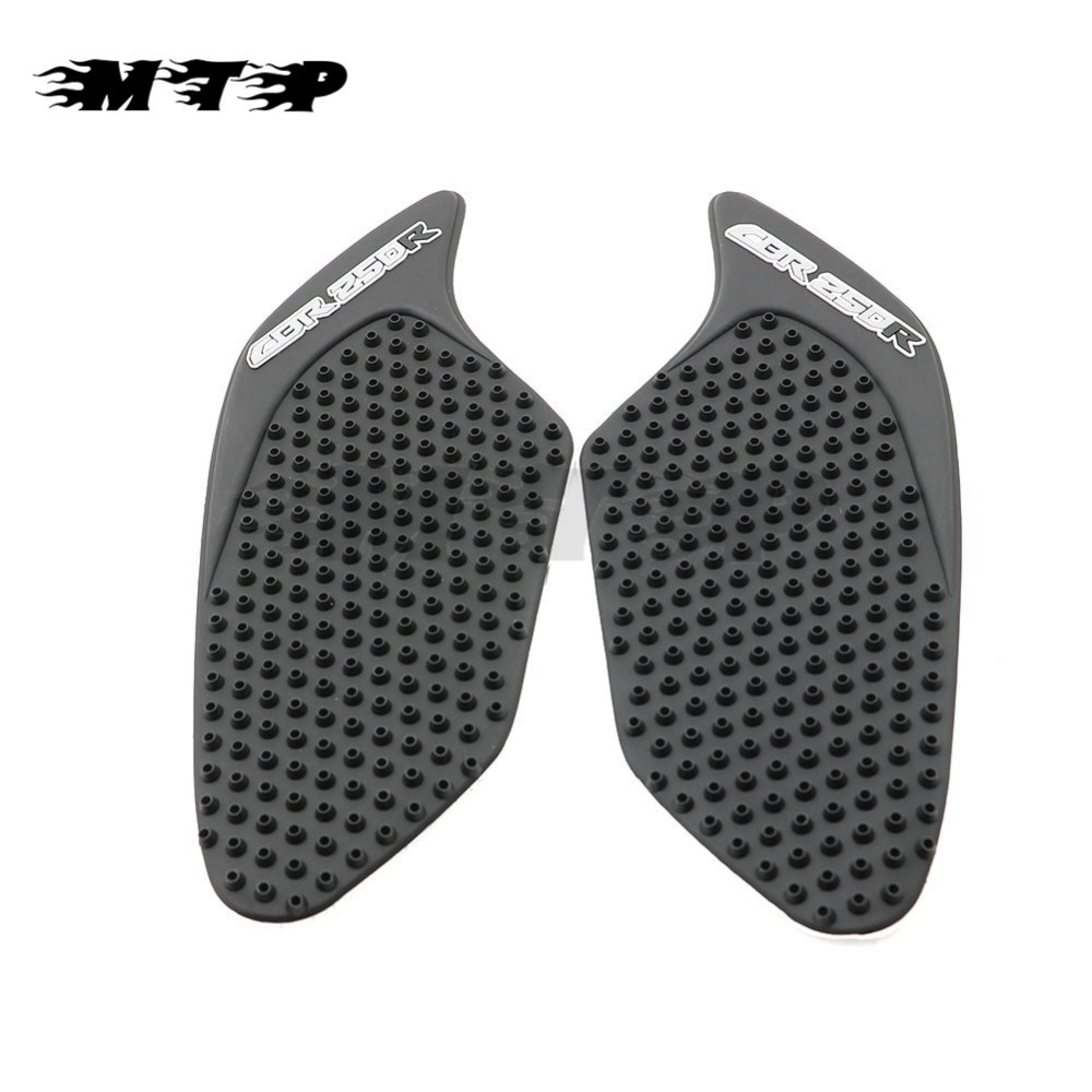Motorcycle Accessories & Parts Motorbike Accessories For Honda Cbr250r Cbr 250 R 250r 2010-2016 2011 2012 2013 2014 2015 Motorcycle Anti Slip Gas Oil Tank Traction Pad Decal Sticker