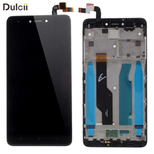 DULCII For Xiaomi Redmi Note 4X Xiomi Note4X OEM LCD Screen and Digitizer + Assembly Frame Smartphone Display Touch Replace Part
