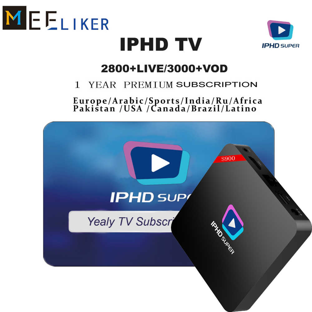 1year Free Iphd Iptv Subscription
