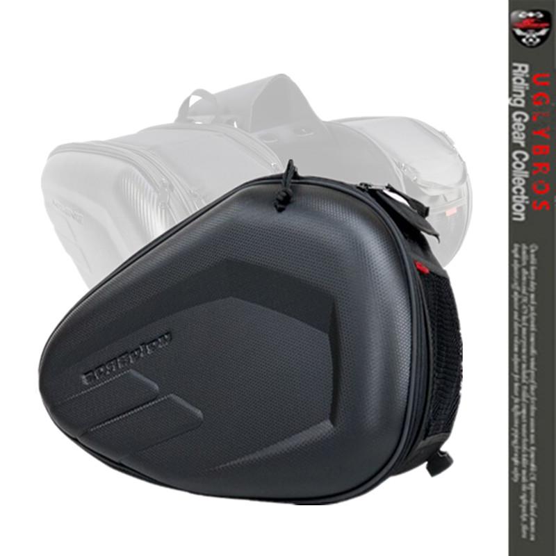 Prix pour Livraison gratuite fédération de russie corée japon uglybros oxford tissu selle sac sa212 selle sac/moto côté sac casque sac