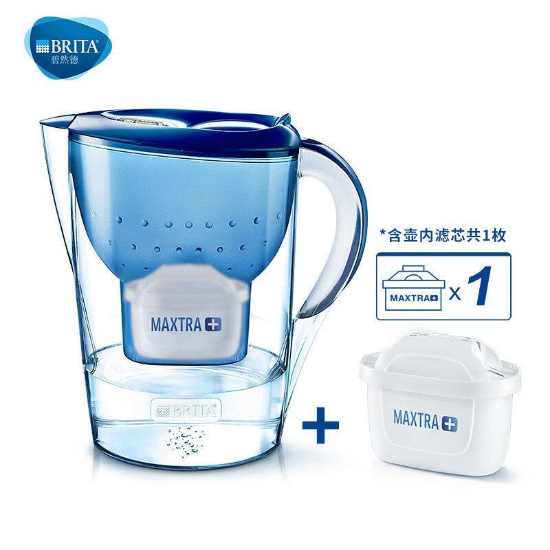 Germania Filtro Bollitore Tazza Netto 3.5L Filtro di Depurazione Delle Acque Blu pot 1 pz plus 3 filtroGermania Filtro Bollitore Tazza Netto 3.5L Filtro di Depurazione Delle Acque Blu pot 1 pz plus 3 filtro