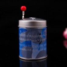 The French hand iron box music box music box decoration crafts gift birthday gift