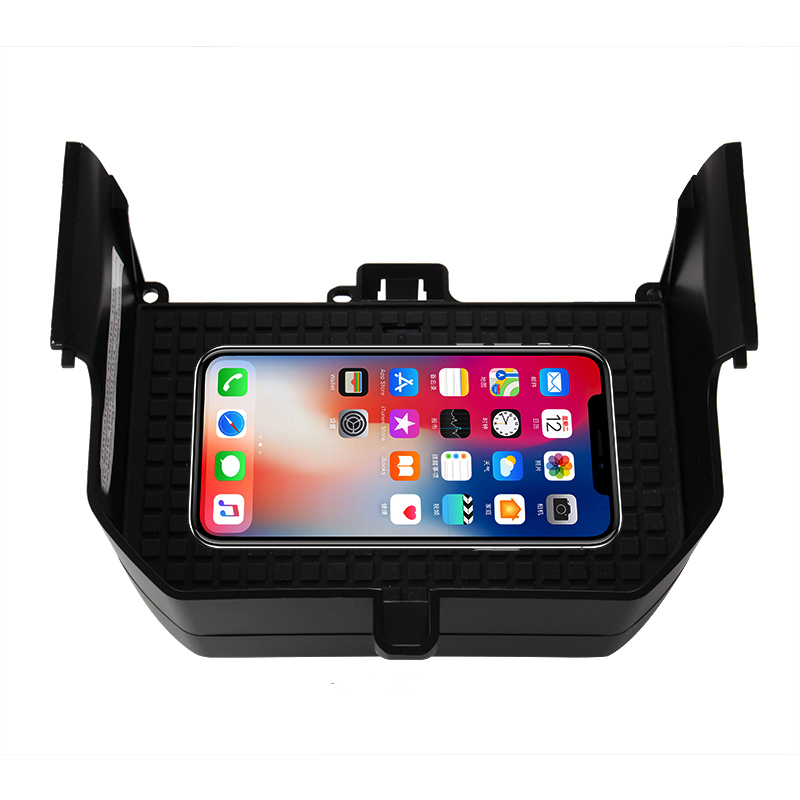 Car Armrest Box Wireless Charger Quick Charge Mobile Phone Fast Car Charger For BMW 5 Series