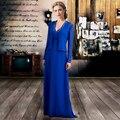 Elegante Vestidos mãe dos Vestidos de noiva com jaqueta para mulheres elegantes Formal partido Vestidos 2016 tamanho novo 2 - 26