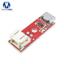 Diymore – chargeur de batterie au Lithium Micro USB 3.7V ma, Module de base, Interface Micro USB, carte de charge, MCP73831