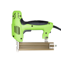 2000W 220V Woodworking Electric Nail Gun Brad Nailer & Stapler Electric Nail Power Tool F30