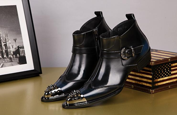 Compare Prices on Men Buckle Boots- Online Shopping/Buy Low Price ...