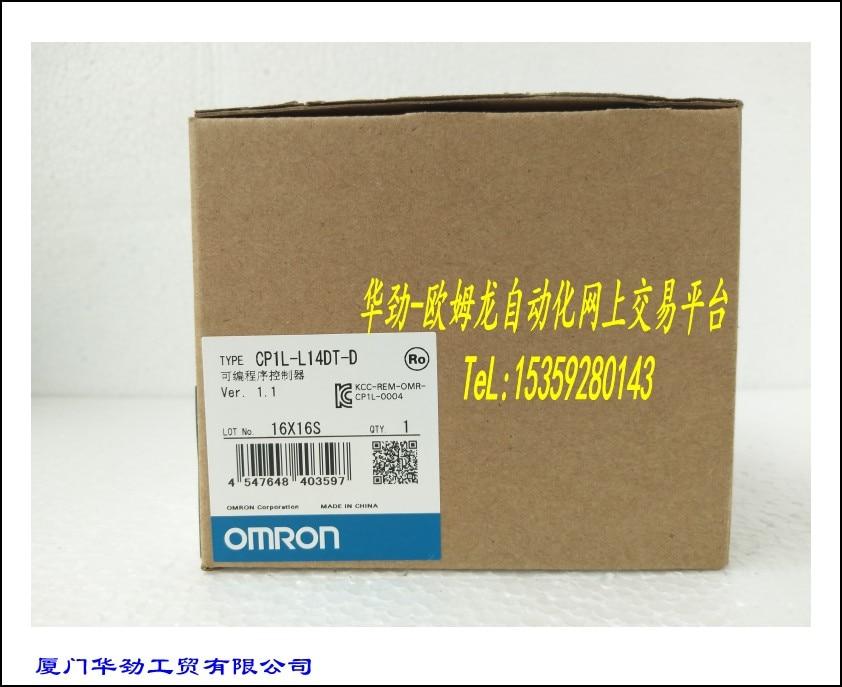 CP1L-L14DT-D   Programmable Controller Original Genuine New Stock