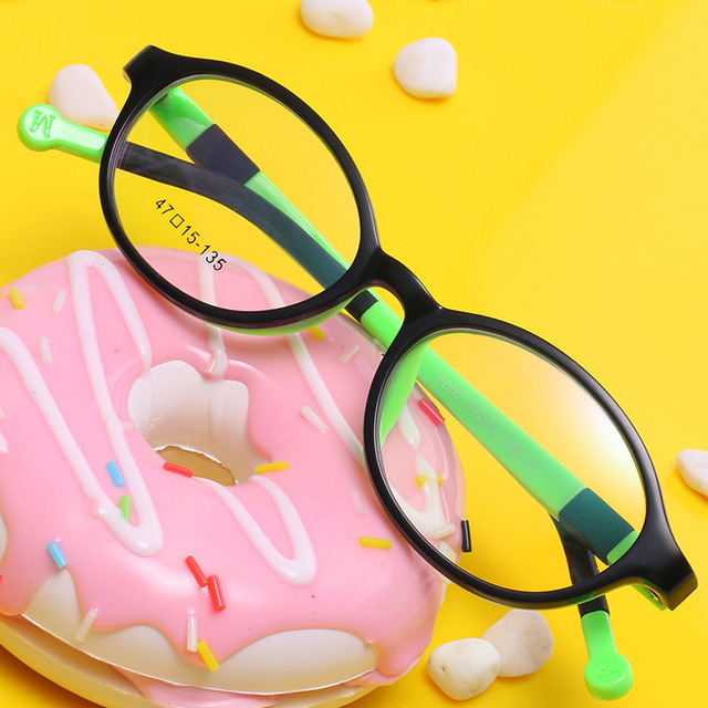 ce04405c9f OFIR New Children Glasses Frame TR90 Boys Girls Silicone Optical Frames  Prescription High Quality Frames YF-101