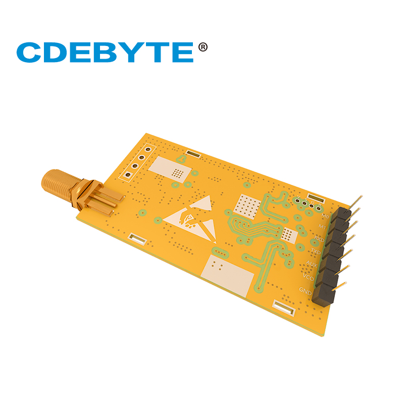 Image 4 - E32 868T30D Lora Long Range UART SX1276 SX1278 868mhz 1W SMA Antenna IoT uhf Wireless Transceiver Transmitter Receiver RF Module-in Communications Parts from Cellphones & Telecommunications