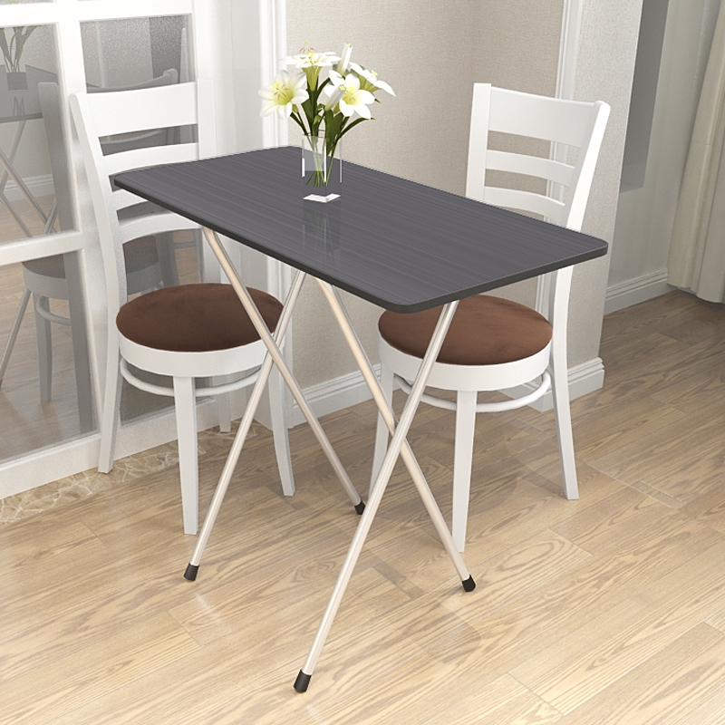 Eating Tables: Folding Table Simple Dining Table Home Small Apartment