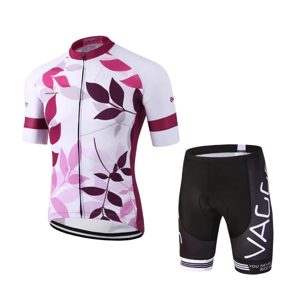 Kemaloce Pro Team Kadınlar Nefes Bisiklet Giyim 100% Polyester 2019 - Bisiklet Sürmek - Fotoğraf 3