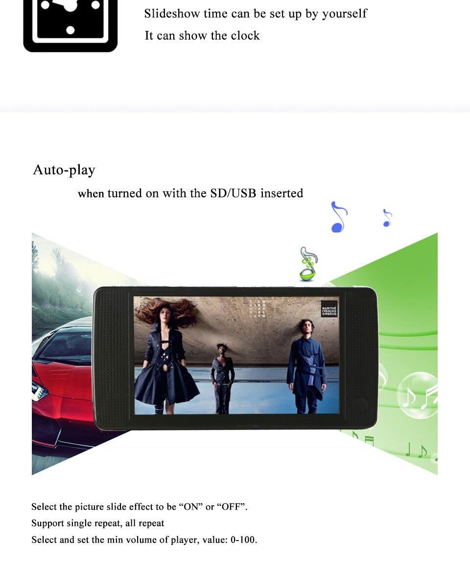 7 Zoll Full Hd Open Frame Externe Taste Lcd Monitor Preis Werbung Steht Mit Video-player Digital Billboards Für Verkauf Heim-audio & Video