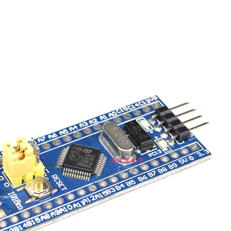 Купить с кэшбэком 1pcs/lot STM32F103C8T6 ARM STM32 Minimum System Development Board Module In Stock