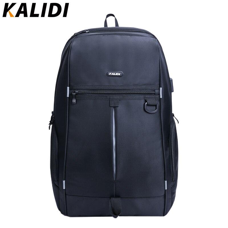 KALIDI Brand waterproof 17.3inch laptop backpack men backpacks for teenage girls summer backpack bag women+Free gift kalidi 2pcs set backpack