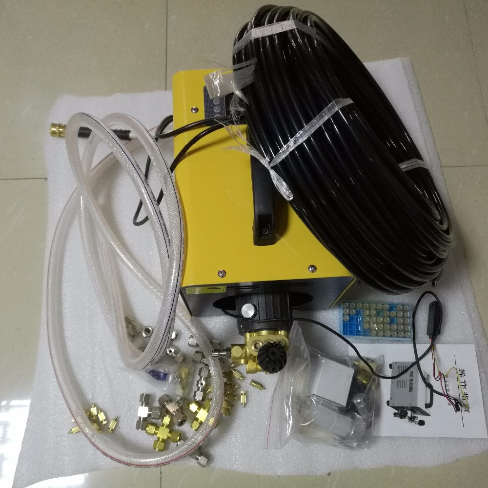 US $650 0 |3LPM Fog Machine,high pressure misting system,mist fog  pumps,high pressure fog misting system for cooling and humidification-in  Sprayers