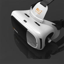 Wmax vr virtual reality one machine headset game helmet immersive theater 3d glasses
