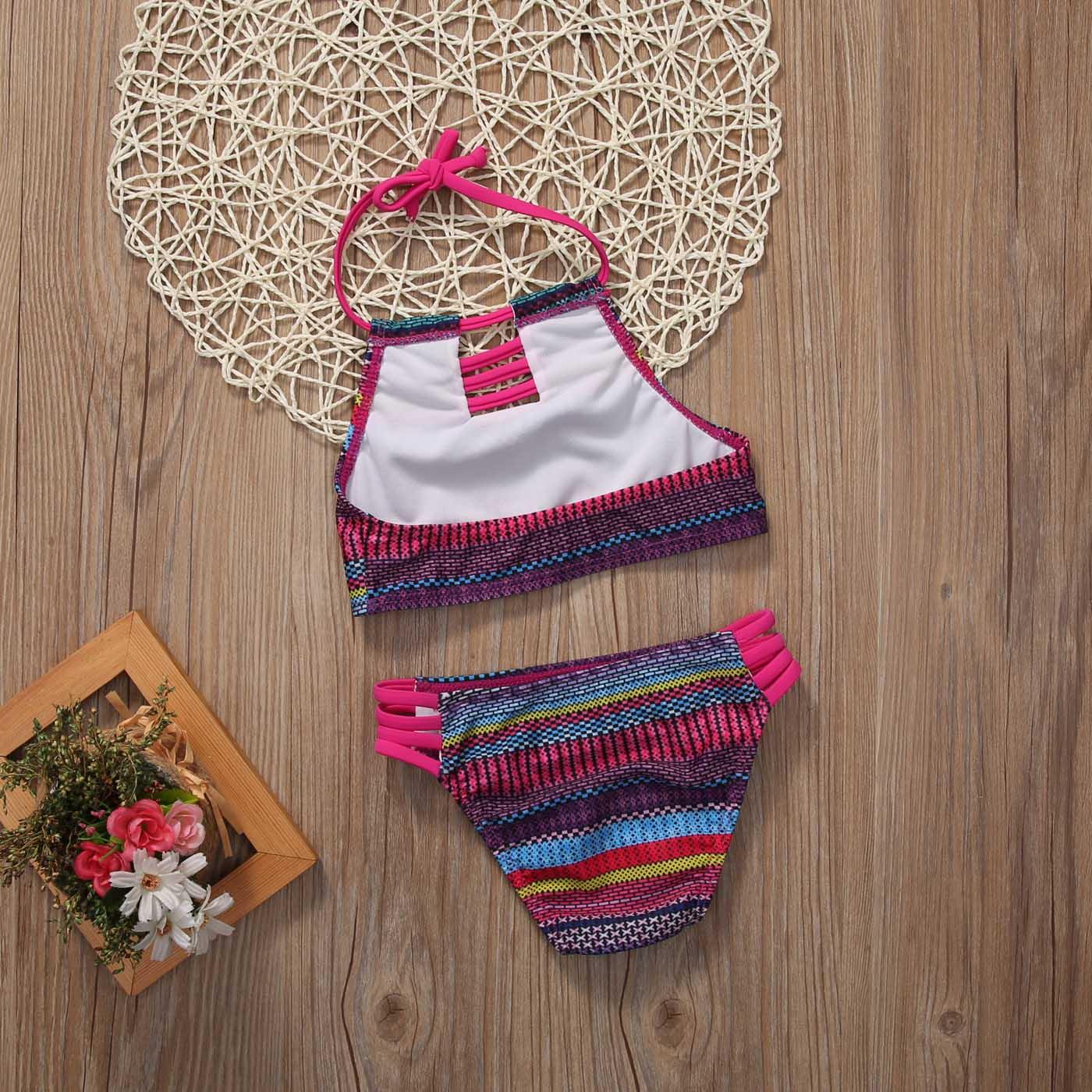 Aliexpress Buy Summer Beach Kids Baby Girls Clothes Set Tops