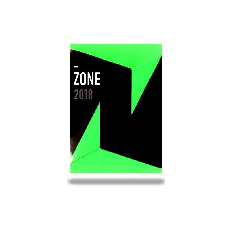 1 Deck ZONE 2018 cartes à jouer édition limitée coupe Collection cartes de Poker magiques tours de magie