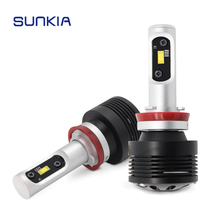 12v-24v Bulbs Headlamp H8