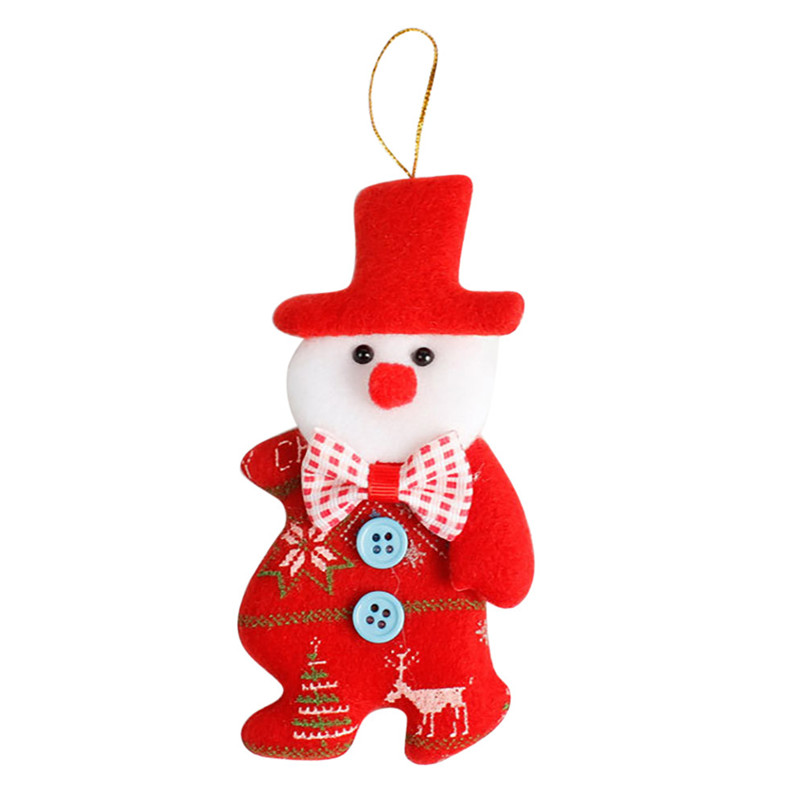 hanging decorations snowman hot jump ornament santa dolls decoration supplies claus parachute xmas new outside christmas year product decor sales