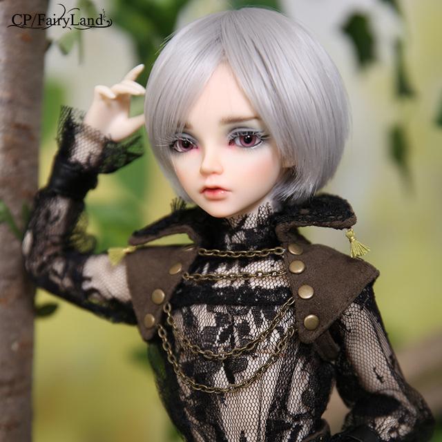 New Arrival Minifee Altis Doll BJD 1/4 Fairyline Faun Antler Horn Options Fantasy Male Fairies Unique Figure Toys For Girl FL