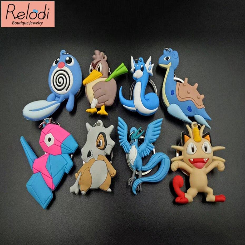 font-b-pokemon-b-font-keychain-silicone-key-chain-gengar-cubone-porygon-ponyta-mewtwo-articuno-dragonite-moltres-toys-car-keyring-sp1699