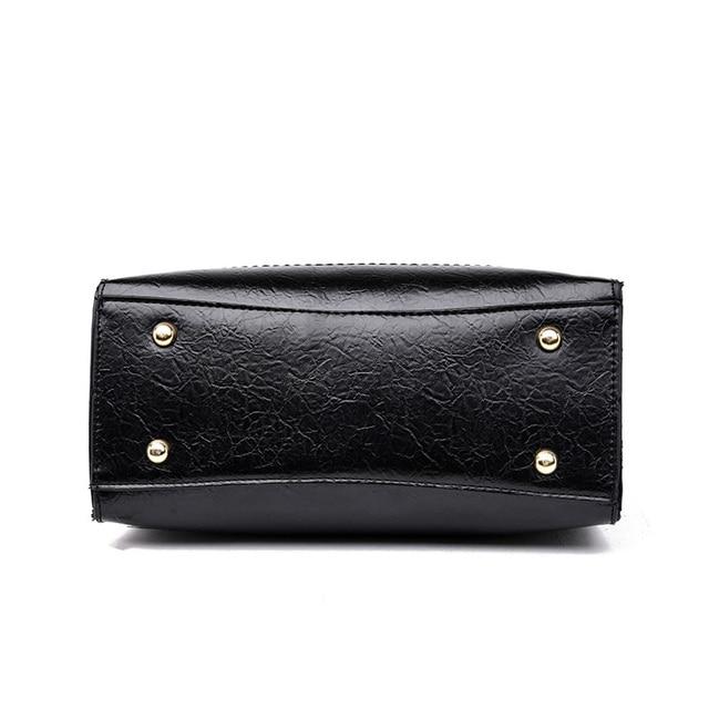 VOLESS Messenger Bag Women 2018 New Shoulder Bag Female Ladies Pu Leather Handbags Women Handbag Crossbody Bags For Women  3
