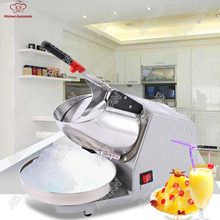 GT6 Electric bar cocktail ice crusher shaver machine