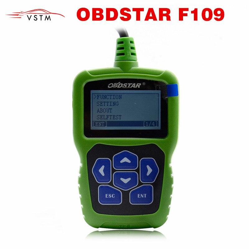 Neue OBDSTAR F109 Pin Code Rechner für SUZUKI mit Wegfahrsperre und Kilometerzähler Funktion Pin Code Rechner F-109 Freies schiff