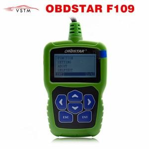Image 1 - 新しい OBDSTAR F109 ピンコード電卓イモビライザーと走行距離機能と鈴木のためにピンコード電卓 F 109 無料船