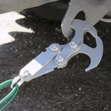 Magnetic Tactical Grappling Hook