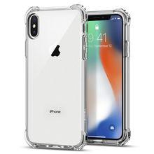 100% Original SPIGEN Rugged Crystal Case for iPhone XS / X