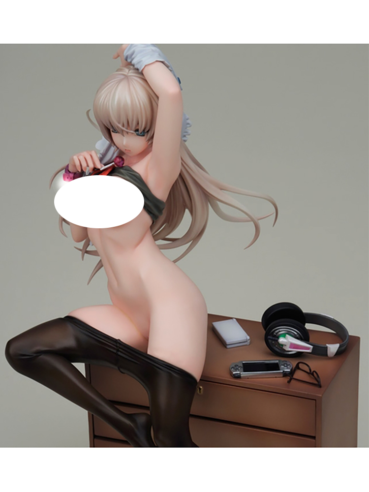 Image 4 - Gamer Girl Sexy Figures Native Orchid Seed PVC Action Figures Sexy Girl Toys Anime Figure Toys 27cm-in Action & Toy Figures from Toys & Hobbies